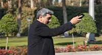 شهردار تهران شهروند افتخاری کیش شد
