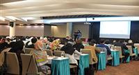 حضور 75 تن از کارکنان شرکت دارویی عبیدی در ماریناپارک هتل