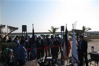 افتتاح رستوران ساحلی مارینا