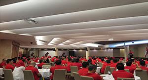 تشکیل سمینار شرکت هنکل در ماریناپارک هتل