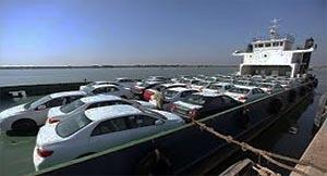 شرایط سخت ورود خودرو به کیش در تعطیلات عید نوروز